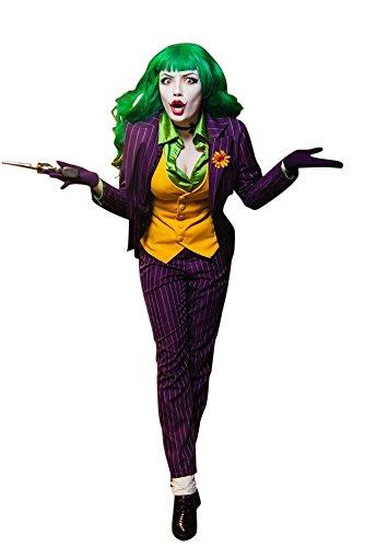 Top 10 Joker Kostüm Frauen - Kostüme für Erwachsene - Manutanu